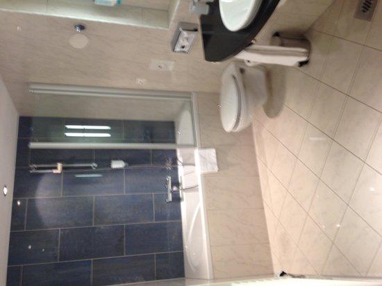 Austria Trend Hotel Ljubljana: Bathroom
