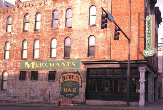 Merchants Restaurant : GREAT food and service
