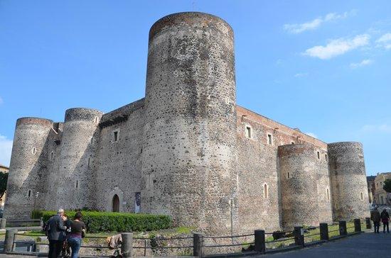 Museo Civico Castello Ursino: Catle tower