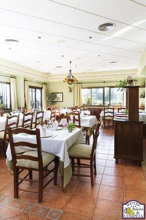 Restaurante Maria en el Hotel Balcon de Competa