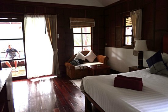Green Papaya Resort : room