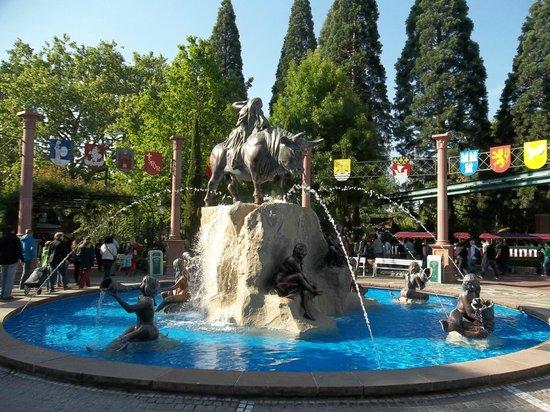 Europa Park : Eurpa Park