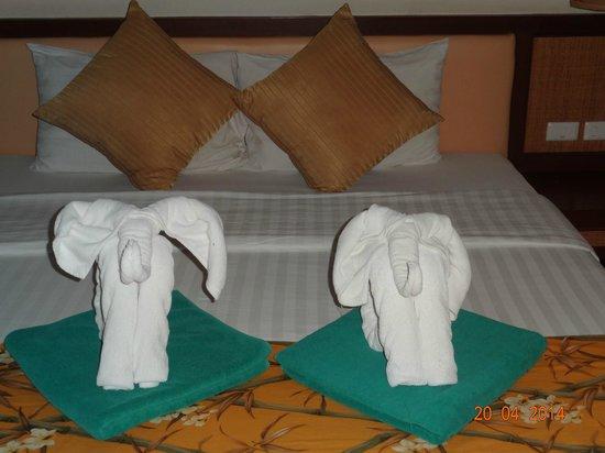 Lanta Resort : Bettdecko