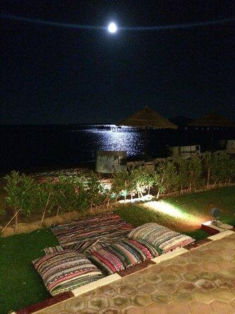 Rixos Sharm El Sheikh: View from new Turkish Al a carte