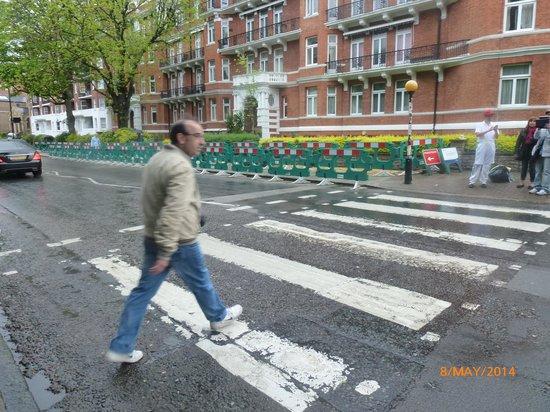 Abbey Road : paso