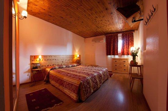 Hotel Cles: Mansarda