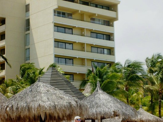 Occidental Grand Aruba All Inclusive Resort: Ocean Front Rooms