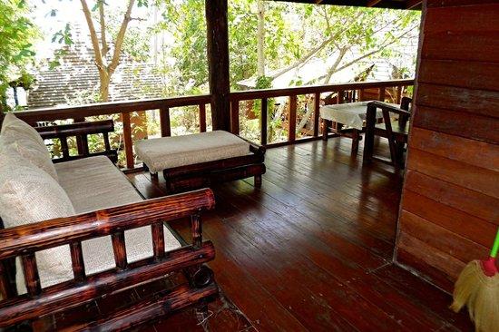 Sensi Paradise: terrace