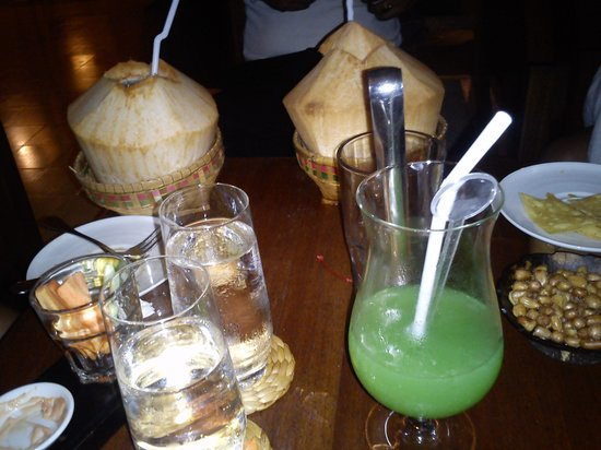 Victoria Angkor Resort & Spa: my drink ladyluck