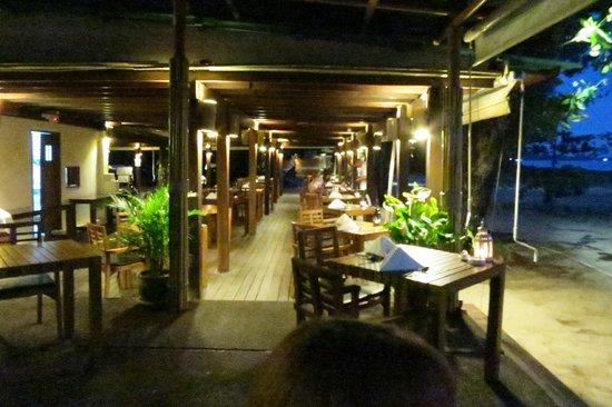 Bangsak Village: Restaurant