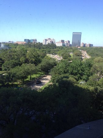 Hotel ZaZa Houston: View from room