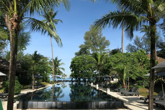 Bangsak Village: Pool