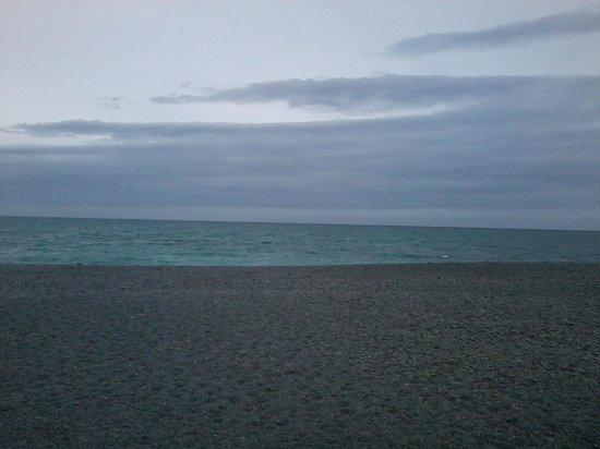 Kaiteriteri Beach : Vista linda as 4 da tarde