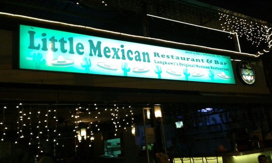 Little Mexican: Come try it . Wont regreat .