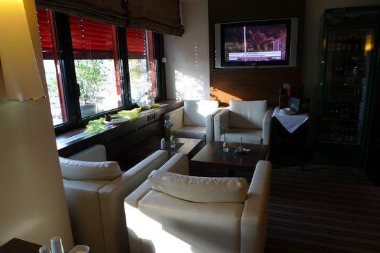 Sheraton Munchen Westpark Hotel: Raung