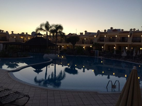 Royal Sunset Beach Club : View