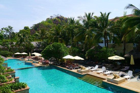 Krabi La Playa Resort: Gorgeous pool