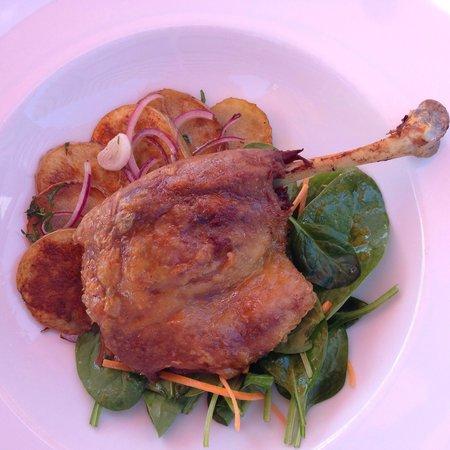 Coda Restaurant : Duck.
