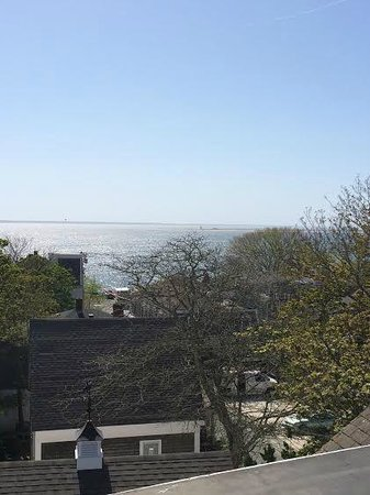 Brass Key Guesthouse : View of CC bay from widows peak
