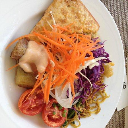 Krabi La Playa Resort: Breakfast!