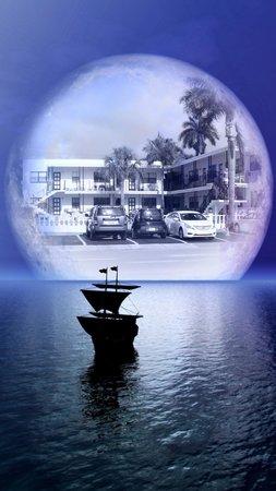 Napoli Belmar Resort : motel Napoli