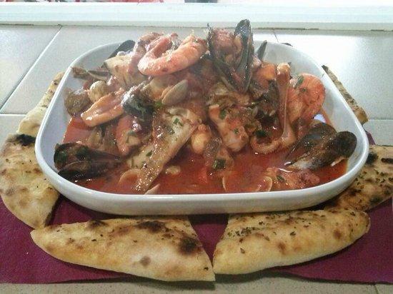 Da Rico Restaurant: Seafood stew
