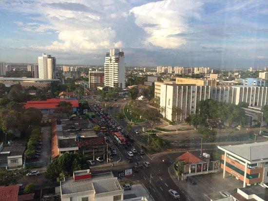 Blue Tree Premium Manaus: Vista p/ o Norte