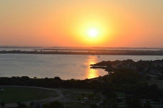 Intercity Porto Alegre : Vista do apartamento