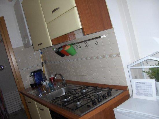 ColosseoBB : Cucina