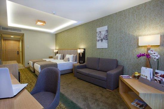 The Parma Hotel Taksim: hotel