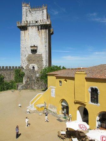 Castelo de Beja: Castle tower