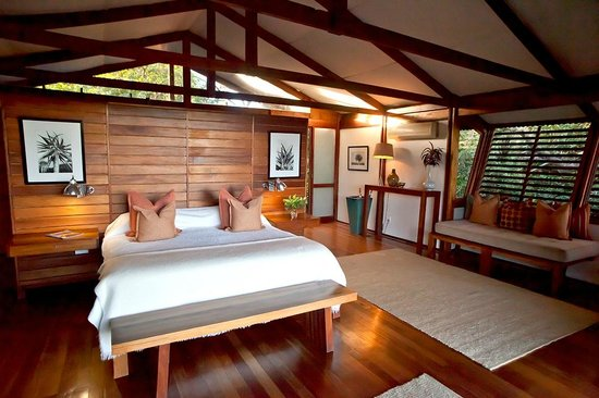 Makakatana Bay Lodge : Room 6 - Honeymoon Suite