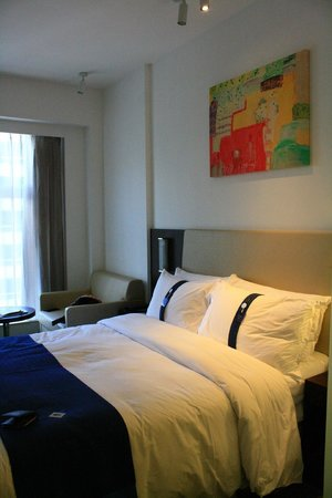 Holiday Inn Express HONG KONG SOHO: Room