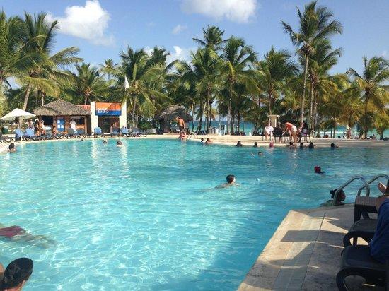 Viva Wyndham Dominicus Palace: piscina palace