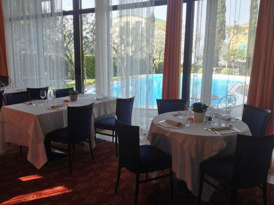 Hotel Piccola Vela: sala colazioni