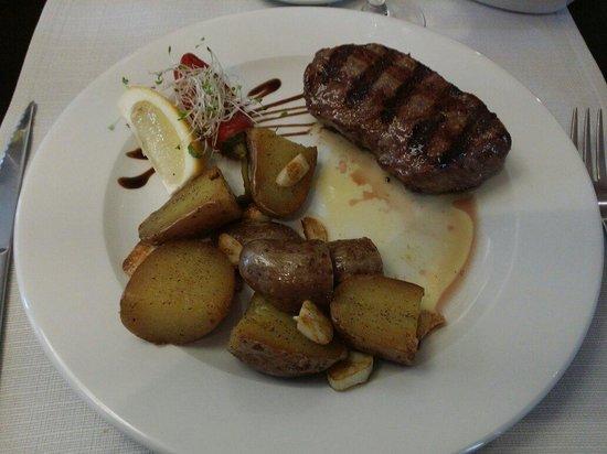 Pimiento Argentino Grill - Old Town : stek z biodrowej