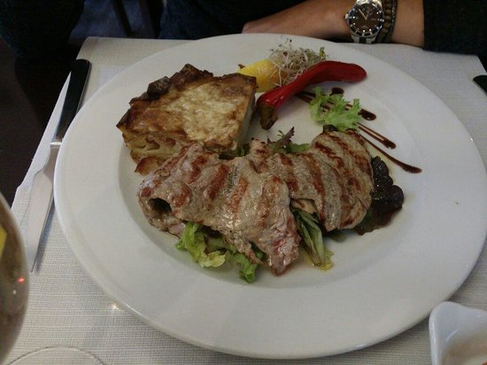 Pimiento Argentino Grill - Old Town : eskalopki cielece