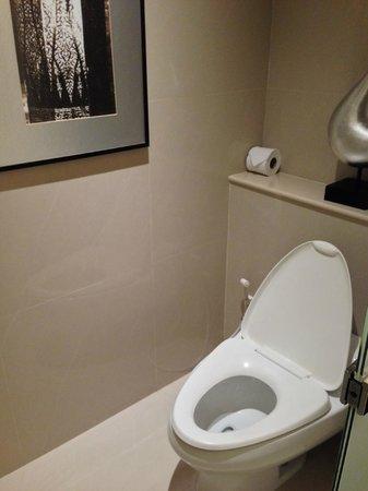 Pullman Bangkok Grande Sukhumvit : toilet