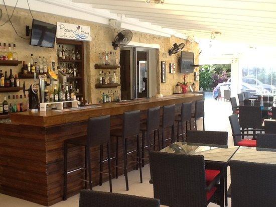 Pissouri Bay Cafe Bar : Our bar
