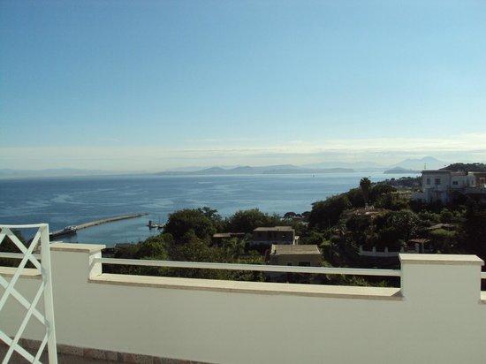 Hotel Villa D'Orta: panoramaaaaa mozzafiato!!!!!!!!!!!