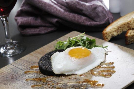 Old Bridge Inn: Eggs