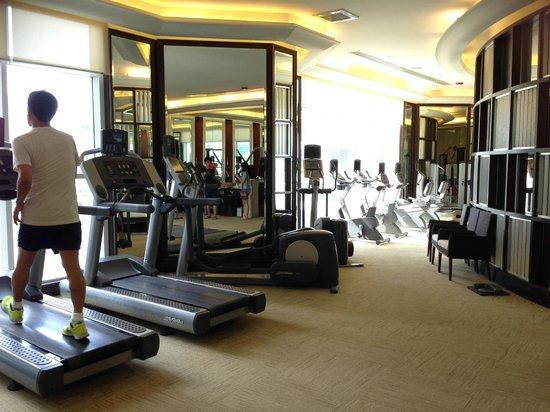 Pullman Bangkok Grande Sukhumvit: gym