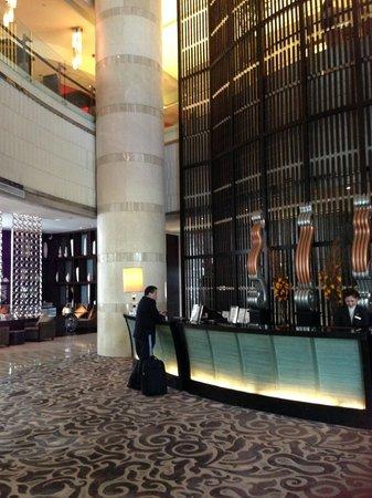Pullman Bangkok Grande Sukhumvit : lobby