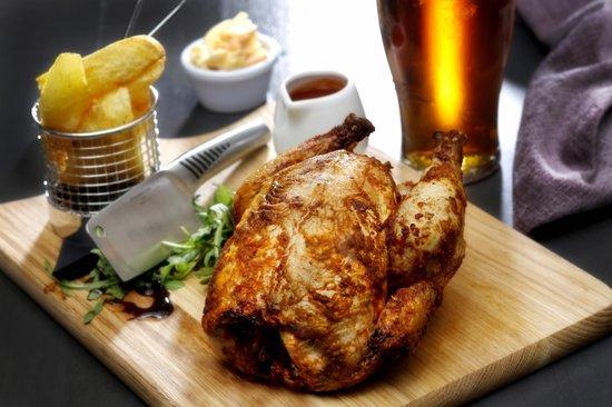 Old Bridge Inn: Peri Chicken