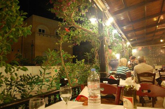 Restaurant Alexander : Flowers and Vines at Alexanders