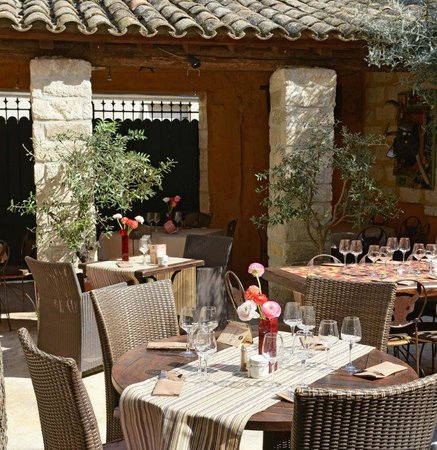 Le Dit Vin : Le Patio