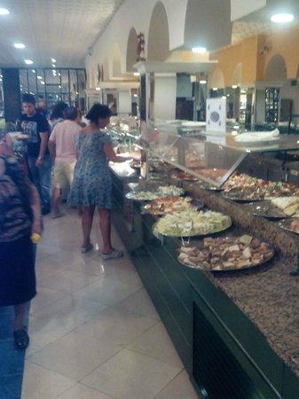 Hotel Magic Fenicia: comedor