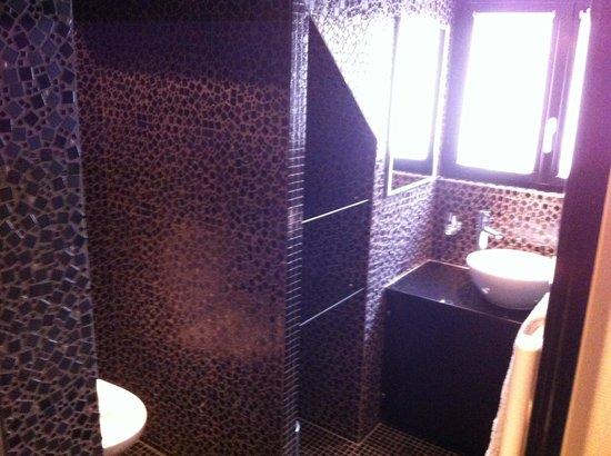 Aero Hotel: Attic Bath w/ Pigeon view