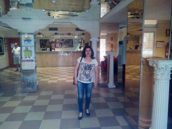 Hotel Magic Fenicia: hall