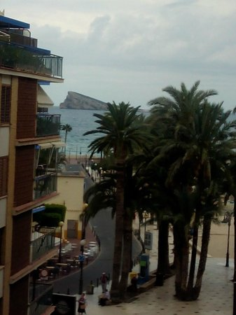Hotel Magic Fenicia : vista balcon
